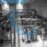 milk powder productin line machinery-