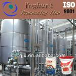 Small scale dairy processing machinery Turnkey / ISO-