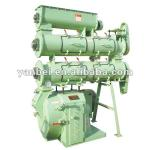 SZLH Series Double Conditioner Fish Pellet Feed Mill-