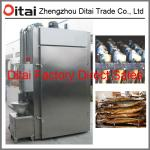 Factory Price Fish Smoking Machine with CE Certificate-