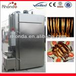 Multi-functional Fish Smoking Machine with Factory Price-