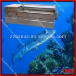 high quality stainless steel automatic electric sardines scaling machine-