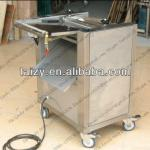 stainless steel fish skinning machine/fisk skinn removing machine with low price 0086-18703616536-