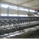 corn starch production machine-