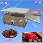 stainless steel vibration table for Chocolate tempering molding machine-
