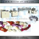 EV KL-38 filled soft candy making machine-