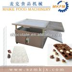 MZDT stainless steel chocolate vibration table machine-