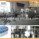 Mineral water bottling plant-