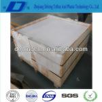 100% virgin white PTFE plate/Teflon sheet-