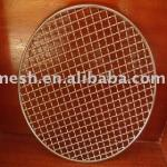 Grill wire netting-