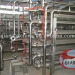 liquid tube in tube sterilizer/ tube sterilizing machine-