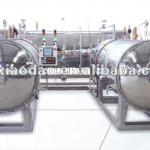 SGC triple chamber hot water immersion autoclave-