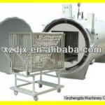 single pot rotary type autoclave with better working quality-