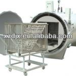 sterilization steam rotary retort-