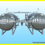 1400L*2 parallel pot food retort autoclave