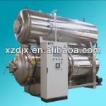 high temperature and pressure autoclave for food