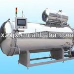 water spray sterilization machinery for food-