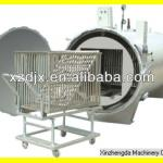 rotary type autoclave