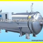 electric heating spray hot water autoclave
