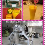 Low cost and stainless steel Fruit Pulping Machine for mango, tomato, strawberry, peach with best quality-