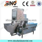 304 Stainless Steel Industrial Onion Peeling Machine With Big Capacity-