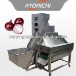 1-2t/h onion peeling machine-