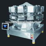 for food -plc control 14 head weigher (5.0L hopper)-