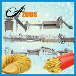 Complete Line Full Automatic Stainless Steel Manufacturers Potato Machine-