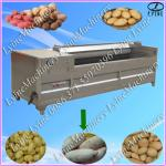 Stainless Steel electric industrial potato peeling machine-