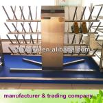 Automatic heating and drying boots shelf-