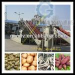 Responsible for installation and technical guidance potato starch machine-