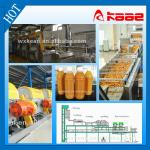 Turnkey project industrial citrus juice production line-