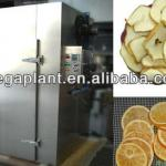 Vegetable and fruit processing machine/fruit dryer/steam heating fruit dryer-