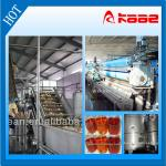 Industrial apple and pear juice production line-