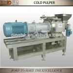 Fruits cold pulping machine-