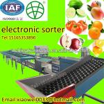 computer controlled orange electronic sorting machine-