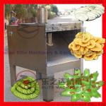 hot sale big capacity commercial banana slicing machine-