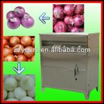 Industrial Stainless Steel Onion Peeling Machine ( 500 kg/h)-