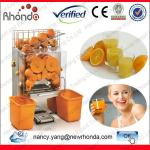 Safety Certificated Orange Juicer Machine From a 15-year Manufacturer-