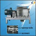 Commercial using fruit grinder machine-