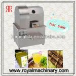 hot sale stainless steel sugar cane juicer machine with best quality-