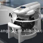 12L automatic frying roaster with halogen oven function-----New!-