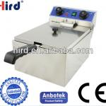 Counter top Electric Fryer one tank-