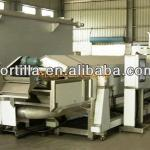 Continuous Frying Machine-