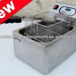 Digital control electric commercial fryer BN-6LA-