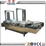 high quality multifunctional continuous fryer-