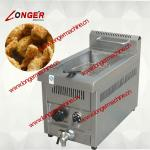 Gas Temperature-controlled Fryer|Fried Chicken Machine|Frying Machine-