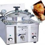 frying chicken wing machine (CE,manufacturer)-