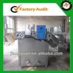 2012 economic and convenient oil-water mixture frying machine-