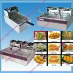 Electric Heating Deep Fat Fryer-
